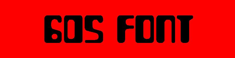 線上英文60年代字型下載,快速將英文字轉換成英文60年代字型 ,系統支援WIN+MAC蘋果系統