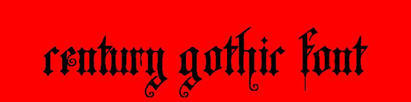 線上英文世紀哥特式字型下載,快速將英文字轉換成英文世紀哥特式字型 ,系統支援WIN+MAC蘋果系統