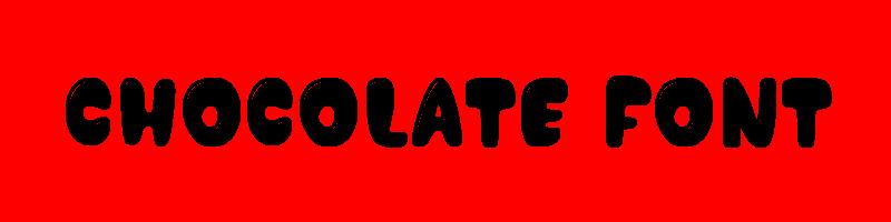 線上英文巧克力字型下載,快速將英文字轉換成英文巧克力字型 ,系統支援WIN+MAC蘋果系統
