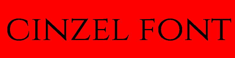 線上英文cinzel字型下載,快速將英文字轉換成英文cinzel字型 ,系統支援WIN+MAC蘋果系統