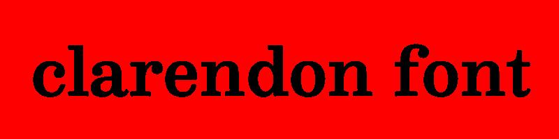 線上英文克拉倫登字型下載,快速將英文字轉換成英文克拉倫登字型 ,系統支援WIN+MAC蘋果系統