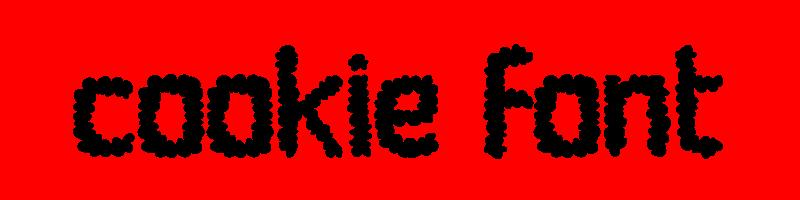 線上英文餅乾字型下載,快速將英文字轉換成英文餅乾字型 ,系統支援WIN+MAC蘋果系統