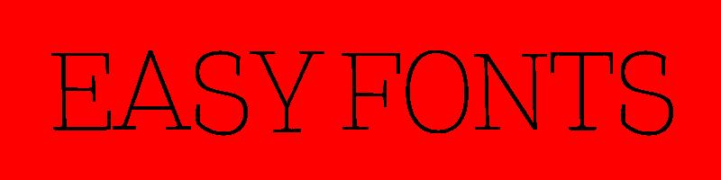 線上英文簡單字型下載,快速將英文字轉換成英文簡單字型 ,系統支援WIN+MAC蘋果系統