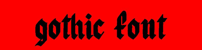 線上英文哥特式字體下載,快速將英文字轉換成英文哥特式字體 ,系統支援WIN+MAC蘋果系統