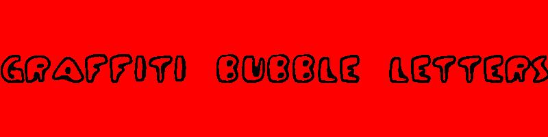 線上英文塗鴉泡沫字母下載,快速將英文字轉換成英文塗鴉泡沫字母 ,系統支援WIN+MAC蘋果系統