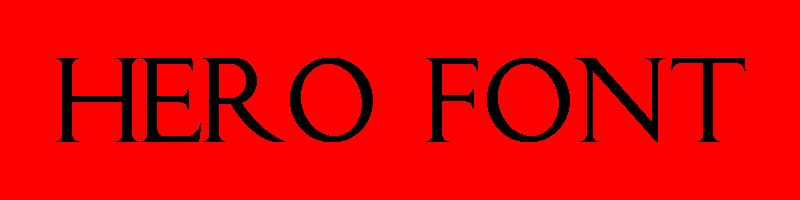 線上英文英雄字型下載,快速將英文字轉換成英文英雄字型 ,系統支援WIN+MAC蘋果系統