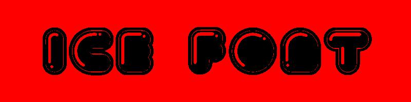 線上英文冰字型下載,快速將英文字轉換成英文冰字型 ,系統支援WIN+MAC蘋果系統