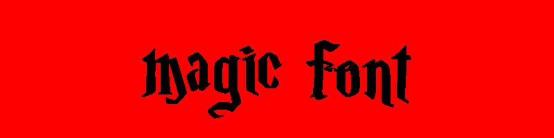 線上英文神奇字型下載,快速將英文字轉換成英文神奇字型 ,系統支援WIN+MAC蘋果系統