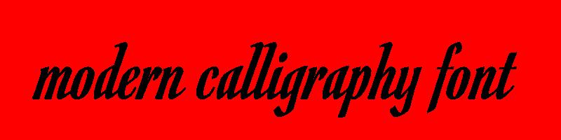 線上英文現代書法字型下載,快速將英文字轉換成英文現代書法字型 ,系統支援WIN+MAC蘋果系統