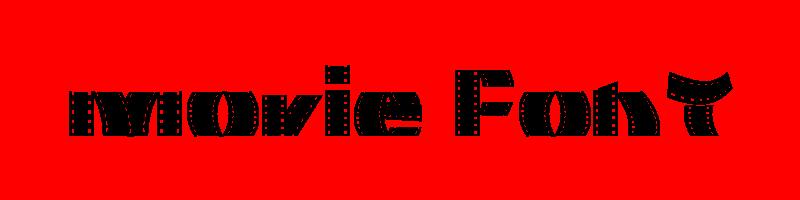 線上英文電影字型下載,快速將英文字轉換成英文電影字型 ,系統支援WIN+MAC蘋果系統