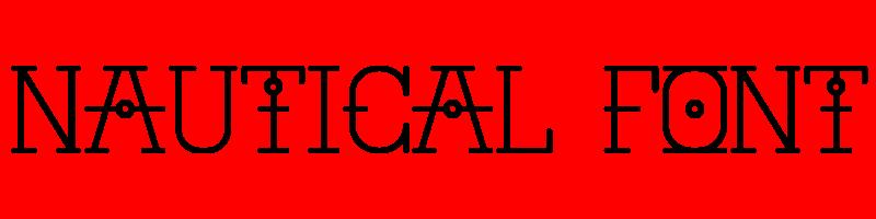 線上英文航海字型下載,快速將英文字轉換成英文航海字型 ,系統支援WIN+MAC蘋果系統