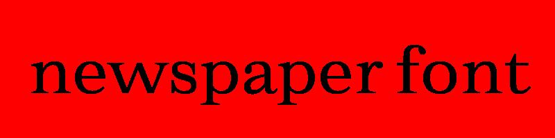 線上英文報紙字型下載,快速將英文字轉換成英文報紙字型 ,系統支援WIN+MAC蘋果系統