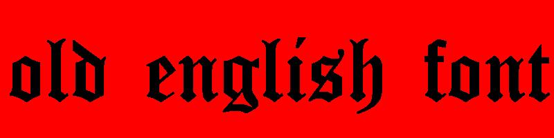 線上英文古英語字型下載,快速將英文字轉換成英文古英語字型 ,系統支援WIN+MAC蘋果系統