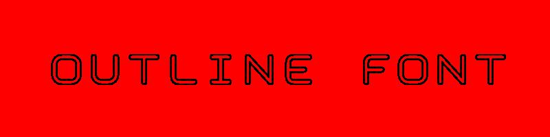 線上英文輪廓字體下載,快速將英文字轉換成英文輪廓字體 ,系統支援WIN+MAC蘋果系統