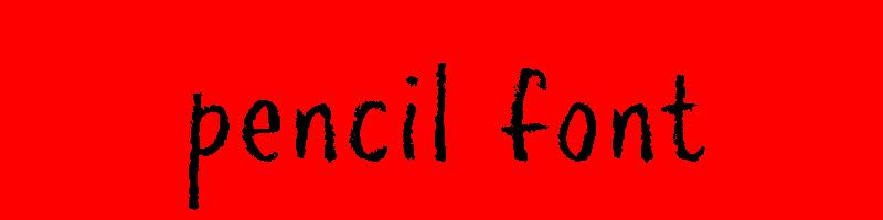 線上英文鉛筆字型下載,快速將英文字轉換成英文鉛筆字型 ,系統支援WIN+MAC蘋果系統