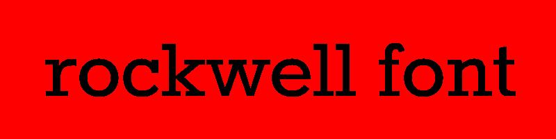 線上英文羅克韋爾字型下載,快速將英文字轉換成英文羅克韋爾字型 ,系統支援WIN+MAC蘋果系統